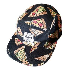 Herschel Supply Company RARE Pizza Print Hat